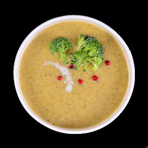 Supă cremă broccoli